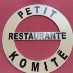 Inauguración PETIT KOMITÉ