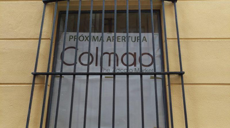 Próxima apertura COLMAO THE ZÓCALO MARKET