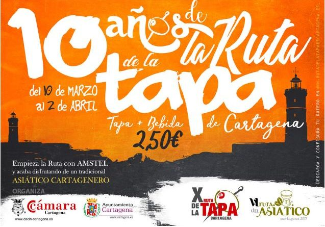 X Ruta de la Tapa de Cartagena