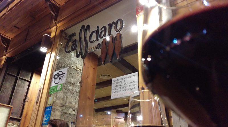 Restaurante CASA CASSCIARO