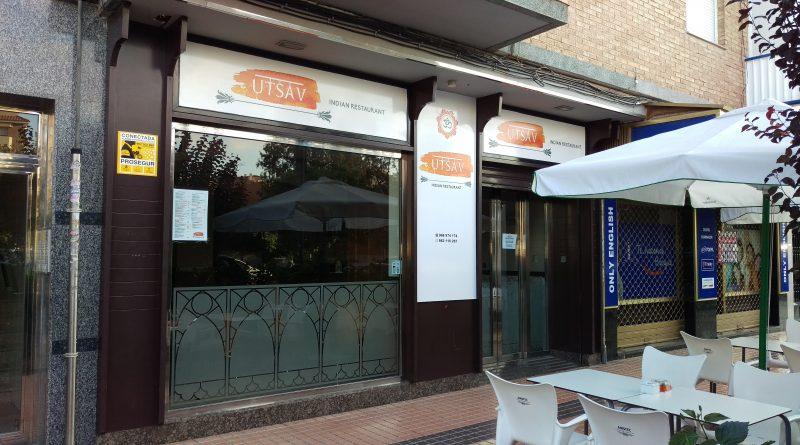Otro restaurante indio en la ciudad