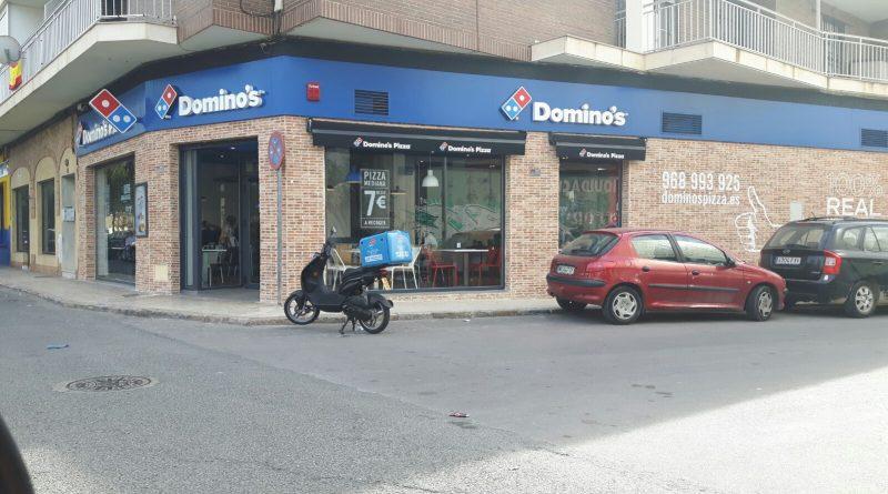 Domino's Pizza Media Sala