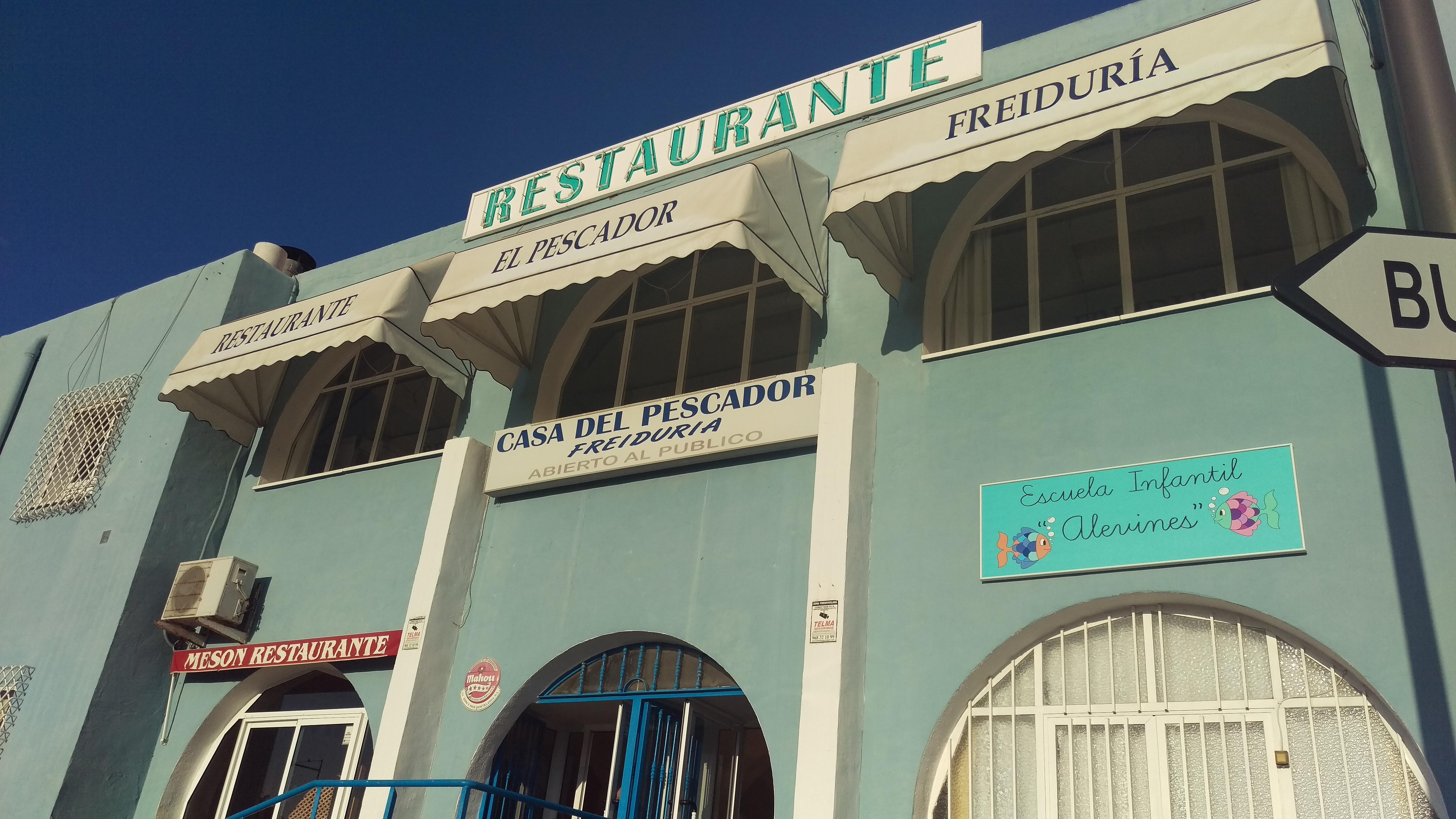Restaurante LA CASA DEL PESCADOR