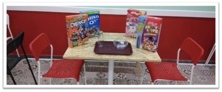 Detalle de algunos cereales