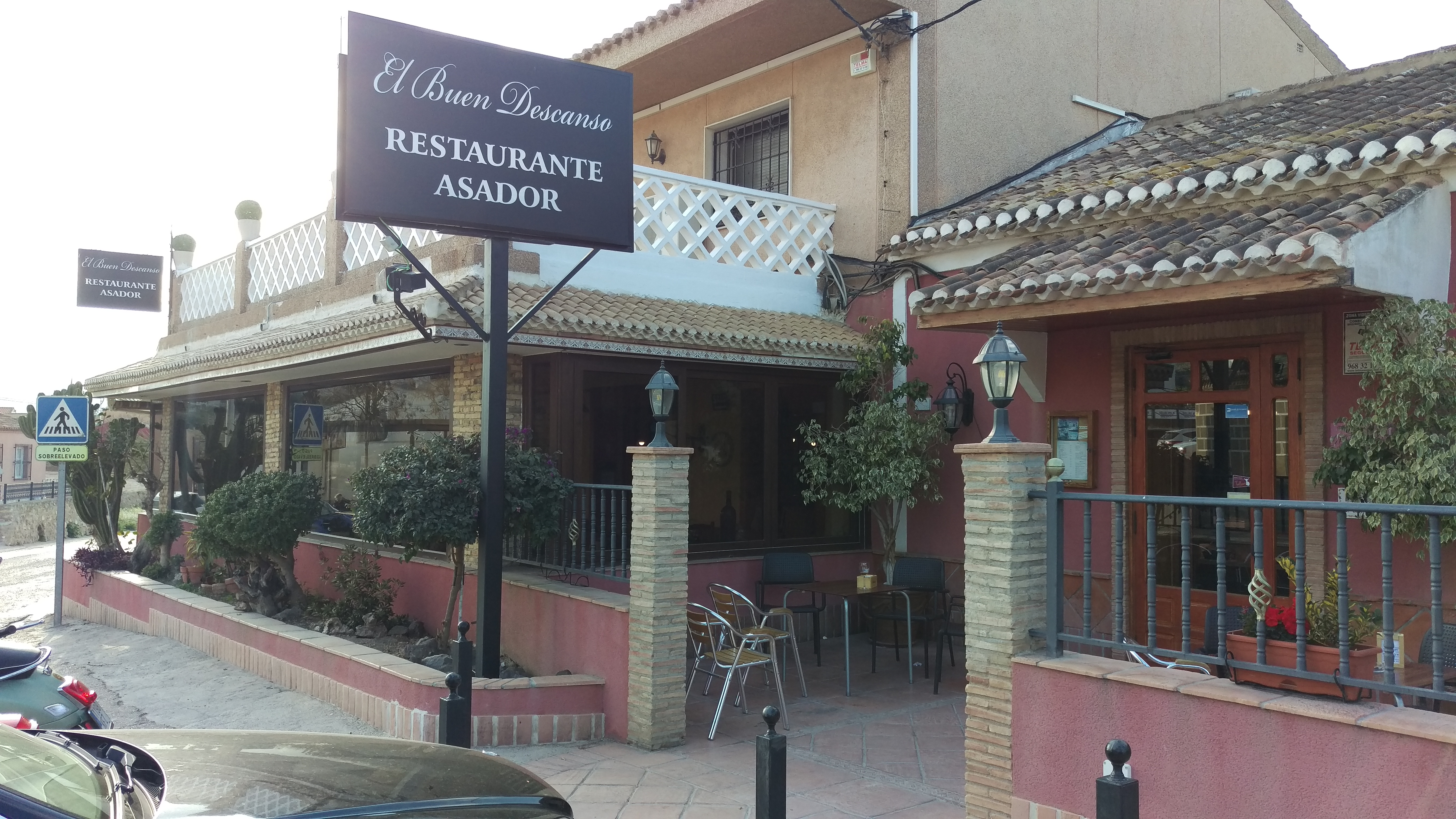 Restaurante EL BUEN DESCANSO
