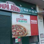 Próxima apertura PIZZA PAPA JOHN'S