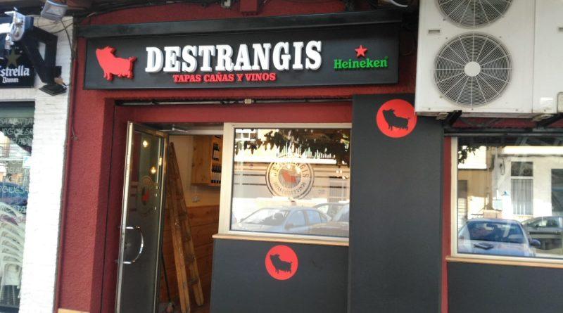 Inauguración DESTRANGIS
