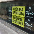 Próxima apertura RICK'S CAFÉ & PIANO BAR