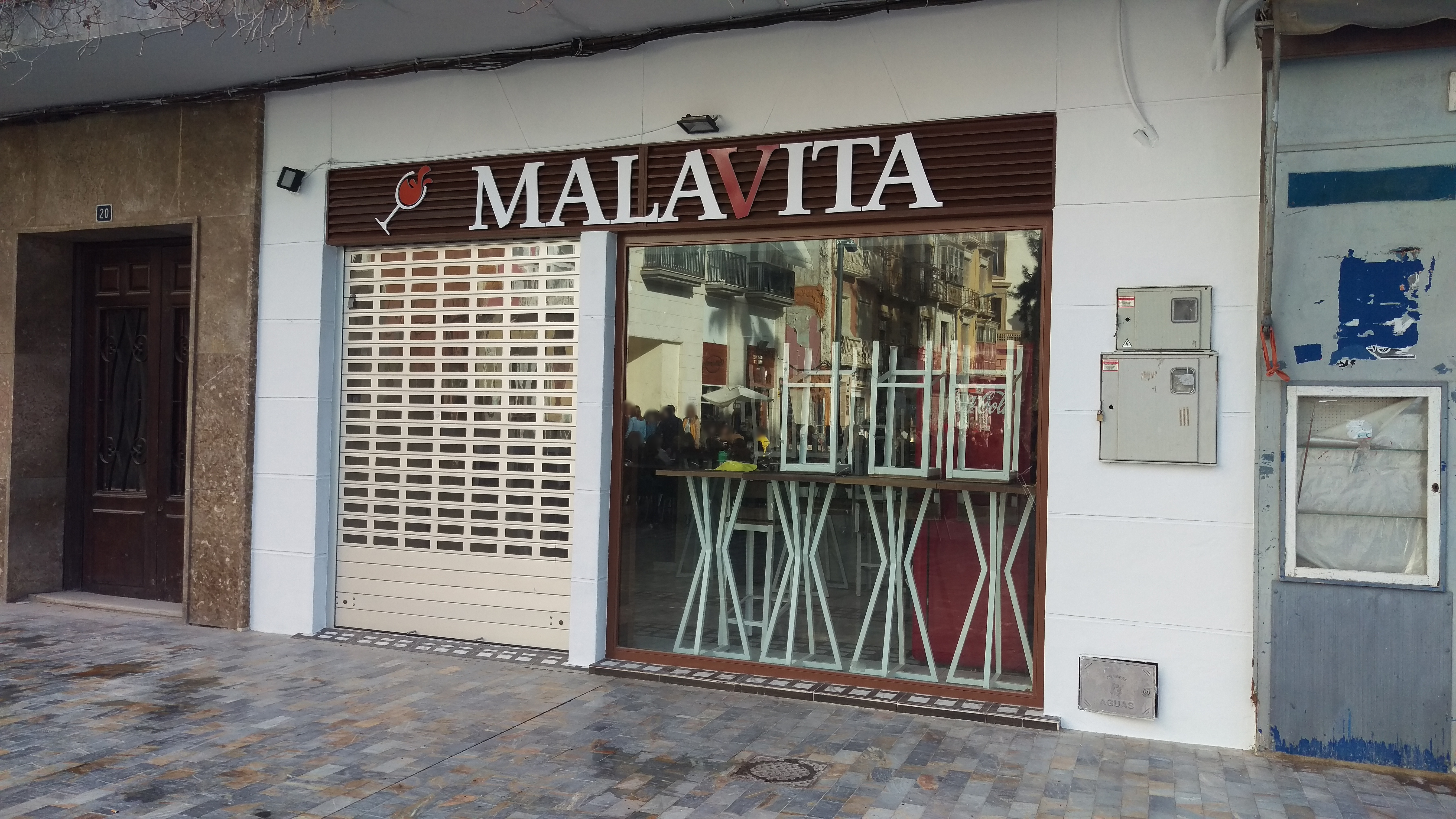 Próxima apertura MALAVITA