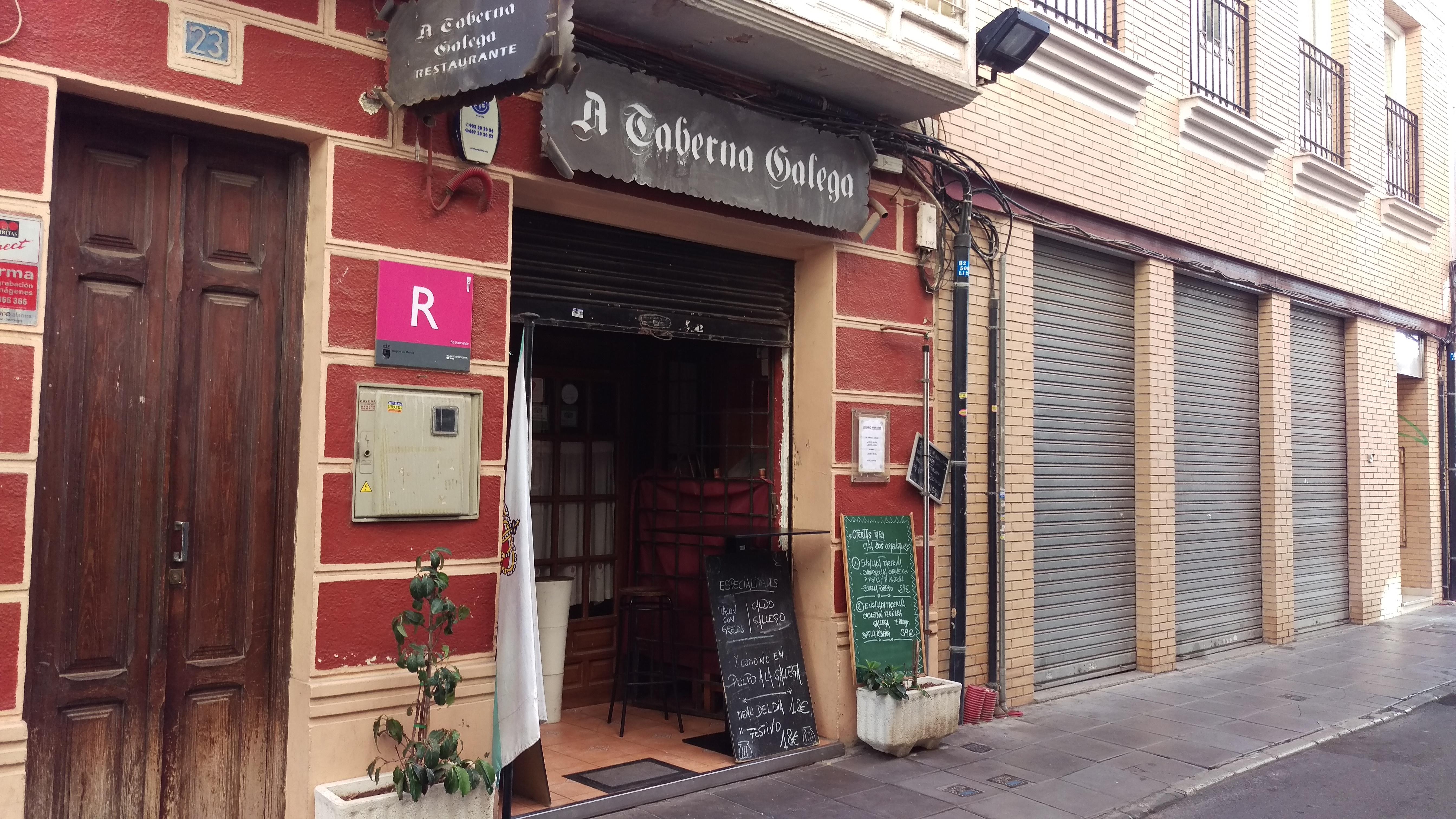 Restaurante A TABERNA GALEGA