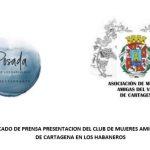 CLUB DE MUJERES AMIGAS DEL VINO DE CARTAGENA
