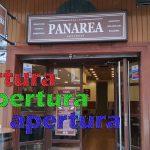 APERTURA Cafetería Panarea