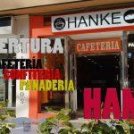 Apertura CAFETERÍA HANKE