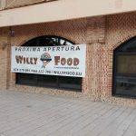 Próxima Apertura WILLY FOOD LA VUELTA AL MUNDO EN 80 PLATOS