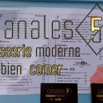 Restaurante CANALES 5 BRASSERIE MODERNE
